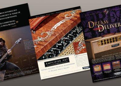 Magazine Ad Design | for Music Company