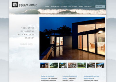 Douglas Murray, Architect