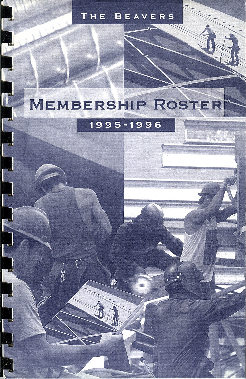 Member Roster Graphic Design for Engineering Group