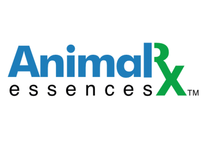 Animal RX Logo Design for Flower Essence Product