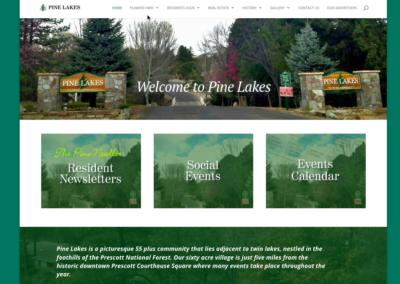 Pine Lakes Prescott