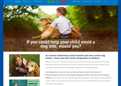 Kids-n-K9s – Dog Bite Prevention