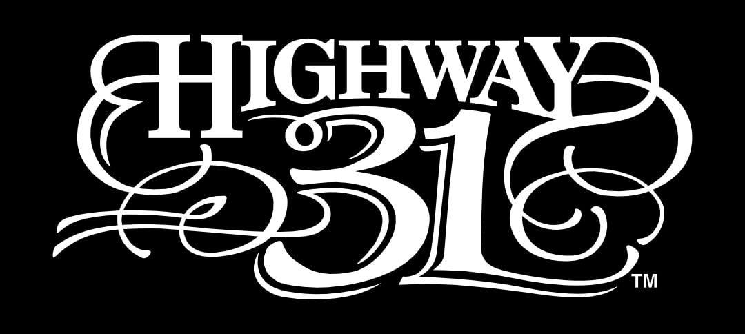 Highway 31 – Rock Band Logo Design