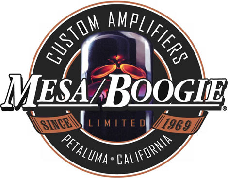 Mesa Boogie Amplifier Logo Design
