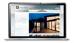 website design for architect