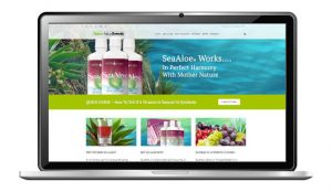 Alternative Health Website Design