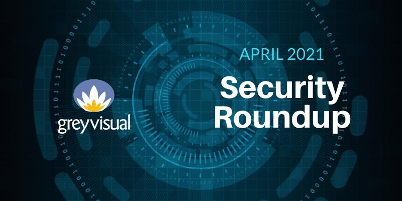 security roundup masthead